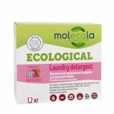 Стиральный порошок для цветного белья с растительными энзимами, экологичный ,1,2 кг.